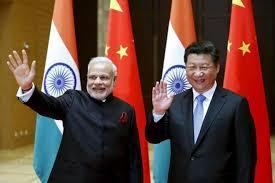 INDIA-CHINA  TRADE