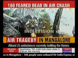 Mangalore Air India Express flight IX-812 on May 21 night. CRASH  2010