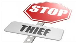 STOP THIEF ROBBERY