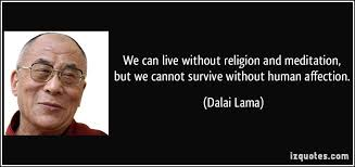 Humanity first H.H. Dalai Lama message