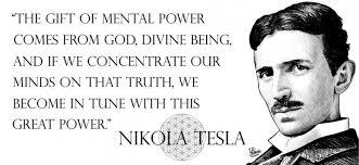 GOD exist Nicolai Tesla