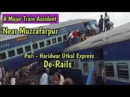 Utkal Express accident