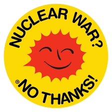 NO TO NUCLEAR WAR