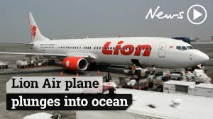 LION Plane crash Indonesia